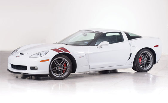 2007 Chevrolet Corvette Z06 Ron Fellows Special Edition