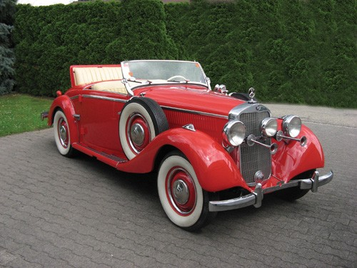 1937 Mercedes-Benz 230 Roadster