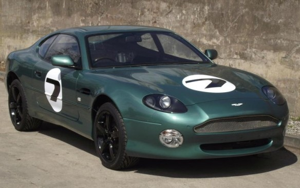 1999 Aston Martin DB7 V12 Coupe Prototype